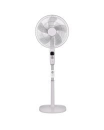 "Ecohouzng 16"" Digital Oscillating Pedestal Fan"